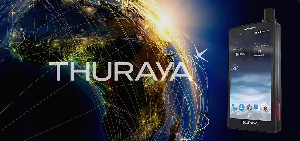 présentation Thuraya X5-Touch